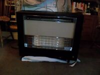 free - gas fire in good working order