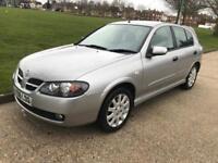 NISSAN ALMERA 1.5 2006-MOT AUGUST-CHEAP CAR £895