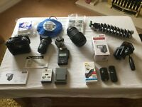 Olympus OM-D EM-5 Micro Thirds Interchangeabie Camera