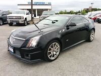2011 Cadillac CTS-V Coupe, Automatic, Sunroof