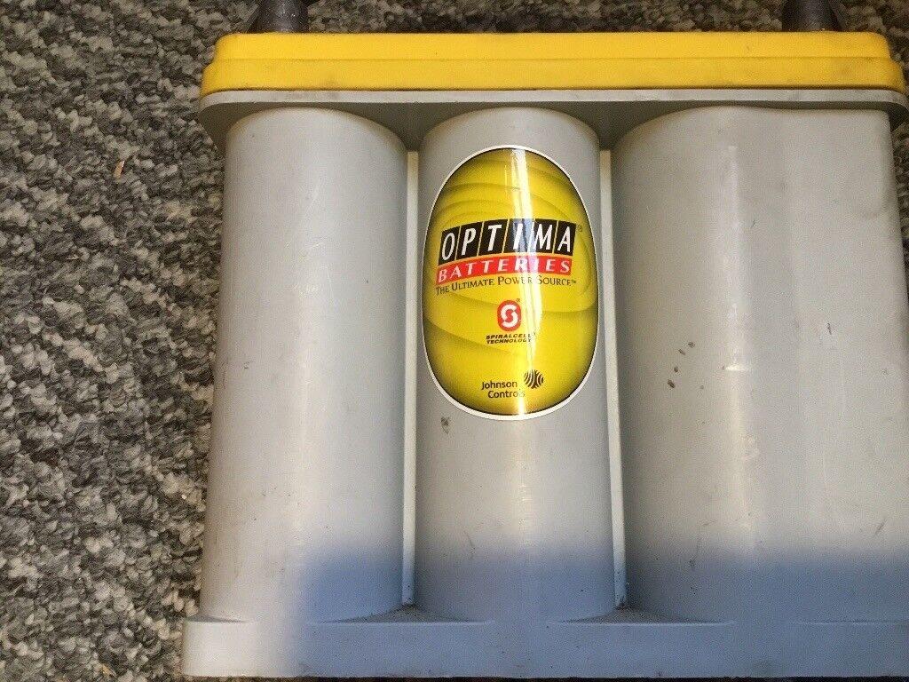 Optimal AGM Car battery for sale
