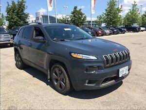 2017 Jeep Cherokee 75th Anniversary
