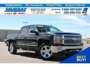 2015 Chevrolet Silverado 1500 LTZ 4WD *REMOTE START,HEATED SEATS