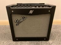 Fender Mustang 1 V2 20W Guitar Combo Amplifier with effects
