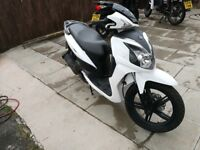 SYM Symphony SR 125cc 2016 Scooter Moped Not Suzuki HONDA SINNIS Keeway