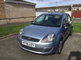 FORD FIESTA STYLE CLIMATE GREAT CONDITION LOW MILES