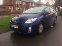 "2011 ""61"" Toyota Prius T3 1.8 VVT-I Hybrid CVT UK CAR - NOT IMPORTED - FTSH 11 month PCO licence"