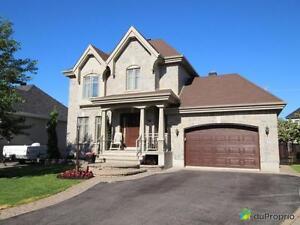 429 000$ - Maison 2 étages à vendre à Terrebonne (Lachenaie)