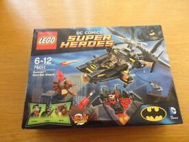 Lego Super Heroes Batman (76011) – Brand New!