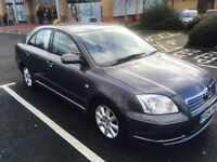 Toyota Avensis 1.8 T3 2004 £995