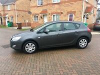2012 VAUXHALL ASTRA 1.4, CRUISE, FULL SERVICE HISTORY, 1 KEEPER, AUX, MOT AUG 2018, HPI CLR