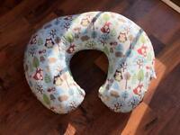 Boppy breastfeeding / nursing support pillow