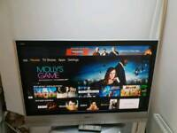 """Panasonic 42"""" Plasma TV FreeView Built In 2 HDMI HD Ready 720p Others Available"""