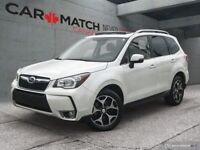 2014 Subaru Forester XT Touring / LEATHER / ROOF / NO ACCIDENTS Cambridge Kitchener Area Preview