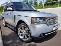 Range Rover 3.6tdv8 low mileage 34000