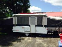 2002 Coleman Tacoma tent trailer $3500