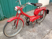 Mobylette Moped 49cc