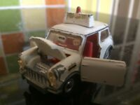 ORIGINAL 'DINKY' BY MECCANO POLICE MINI COOPER 'S'.