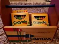 Crayola Personalised Crayon Caddy