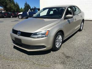 2012 Volkswagen Jetta Comfortline Auto (with heated seats)