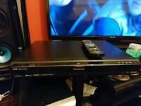 Panasonic dmr-ex77 free view/dvd and hard drive recorder