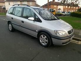 Vauxhall zafira AUTO GEARBOX PROBLEM STILL DRIVES FINE £250 NO OFFERS