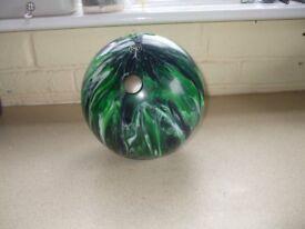 10 pin bowling ball