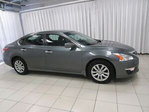 2015 Nissan Altima QUICK BEFORE IT'S GONE!!! S EDTN SEDAN w/ A/C
