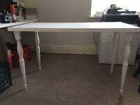 IKEA White Office Desk / Table