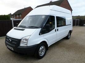 Ford Transit moble welfare unit good clean and ready to work first to see will buy