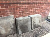 Approx 30off , 2ft x 2ft garden slabs free buyer to collect