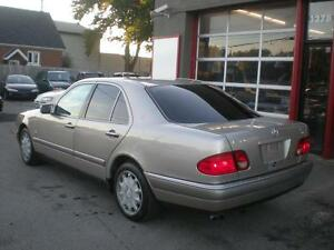 1997 MERCEDES-BENZ E320 | LOADED | SUNROOF | MUST SEE Kitchener / Waterloo Kitchener Area image 2
