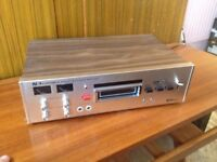 ( SOLD ) JVC 8 track player/recorder (working)
