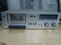 RARE Vintage Realistic SCT-24 Cassette Deck