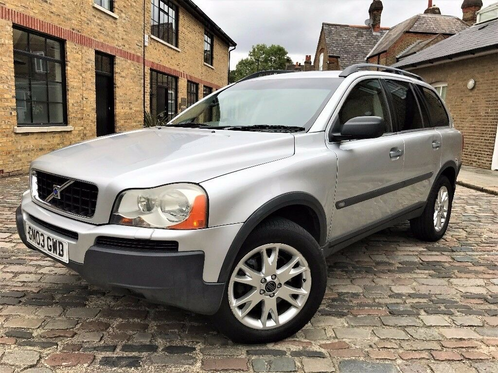 Volvo XC90 2.9 T6 SE Geartronic AWD 5dr p/x welcome **FULL S/H**6 MONTHS WARR...