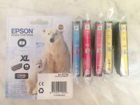 Ink cartridges (Epson, Claria, 26)