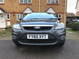 Ford Focus Zetec 1.6 Automatic Grey 5dr low mileage 6 months warranty available