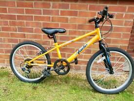 "Boys 20""wheel mountain bike."