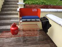 Vintage Portable Camping Hago Kamp Kitchen Stand Only