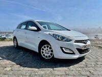 2013 Hyundai i30 1.6 CRDI estate, new mot