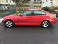 SWAP.. BMW 3 series Msport 2005 Red 113k 320d for Estate.