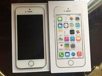 New iPhone 5s 16GB Gold factory unlocked any sim