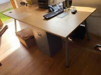 IKEA Conference & meeting Oak table, office desk