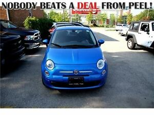 2016 Fiat 500 Pop Certified & E-TESTED