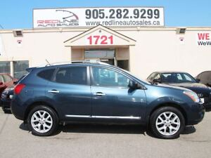 2012 Nissan Rogue AWD,Leather, Sunroof, WE APPROVE ALL CREDIT