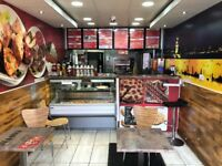 Fast Food Takeaway Pizza Shop Business For Sale - Busy Trade Area - No Deliveries or Just Eat