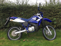 YAMAHA DT 125 R DTRE ONLY 6068 MILES 2006 IN TRULY OUTSTANDING CONDITION DTR YPVS STUNNING