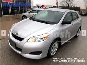 2011 Toyota Matrix 1.8L * A/C * Cruise * Gr. Électrique! *