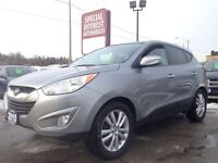 2010 Hyundai Tucson LIMITED !! LOADED !! AWD !! MOON ROOF !! ALL