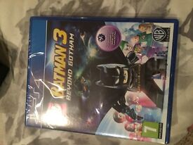 Batman3 PS4 game